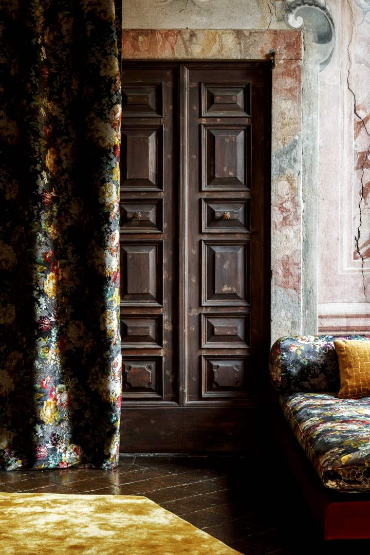 Curtains and Upholstery Fabrics 16